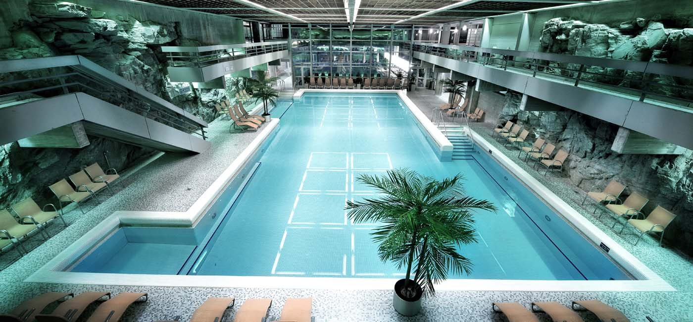 Unwind Completely at the Felsentherme